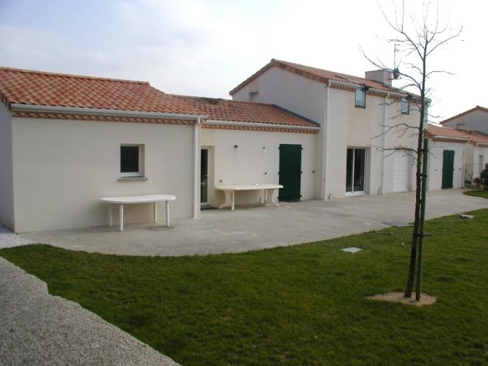 Agrandissement maison 44