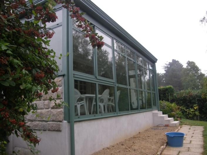 Agrandissement maison à Carquefou