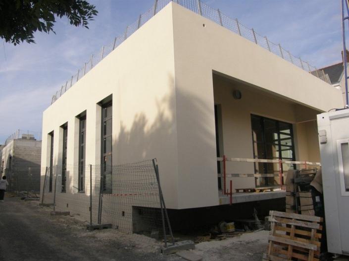 Construction classes 44