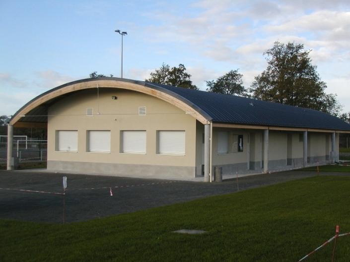 Construction Complexes sportifs 44