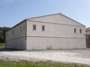 Construction Salles associatives Le Cellier