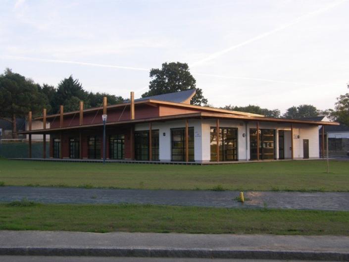 Construction Salles associatives Nantes