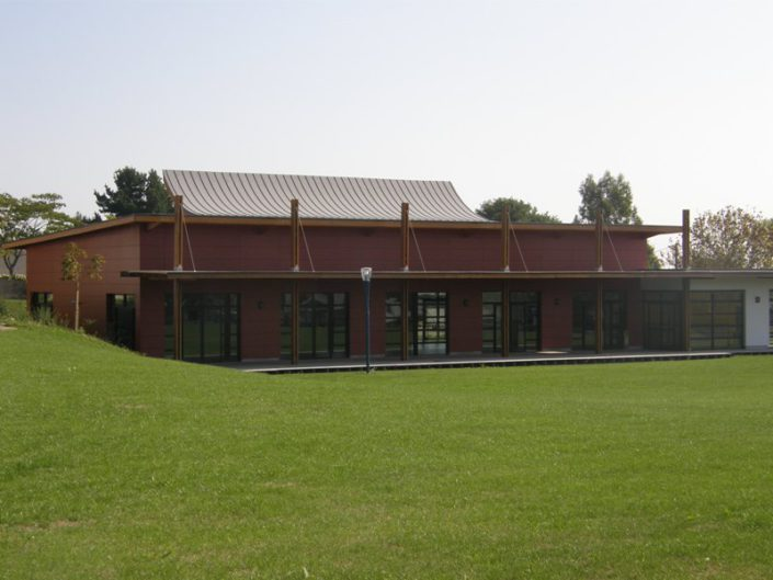 Salles associatives Thouaré sur Loire