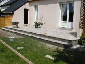 Construction terrasse Carquefou