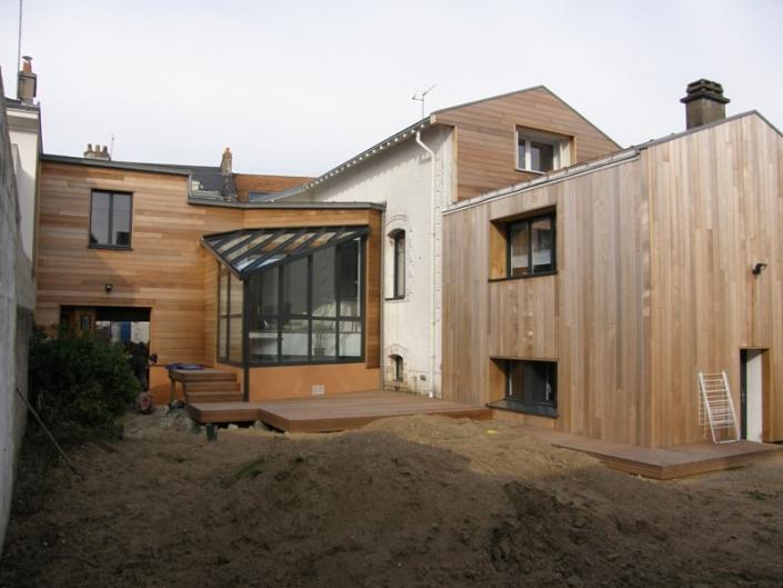 Extension de maison Nantes