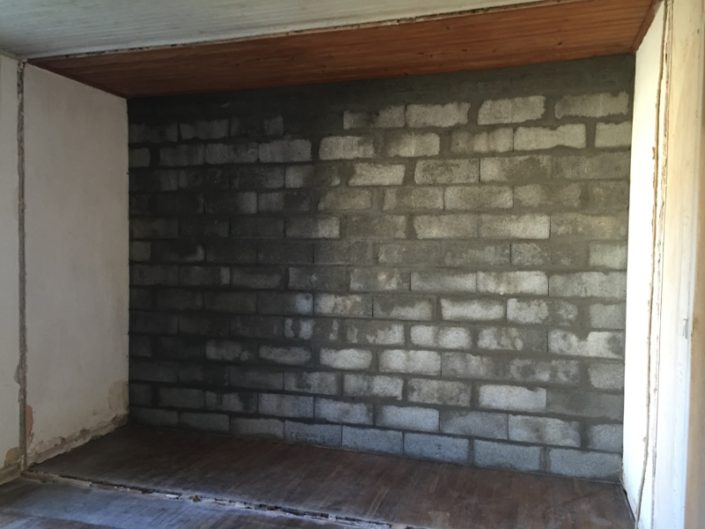 Séparation d'une maison