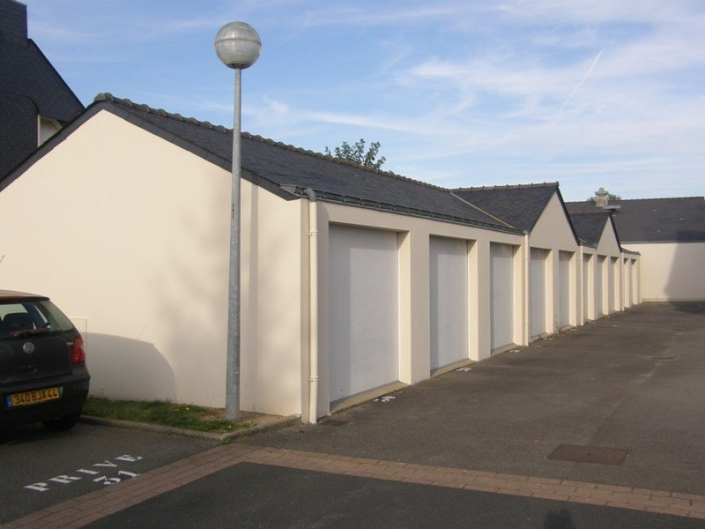 construction garage sainte luce sur loire
