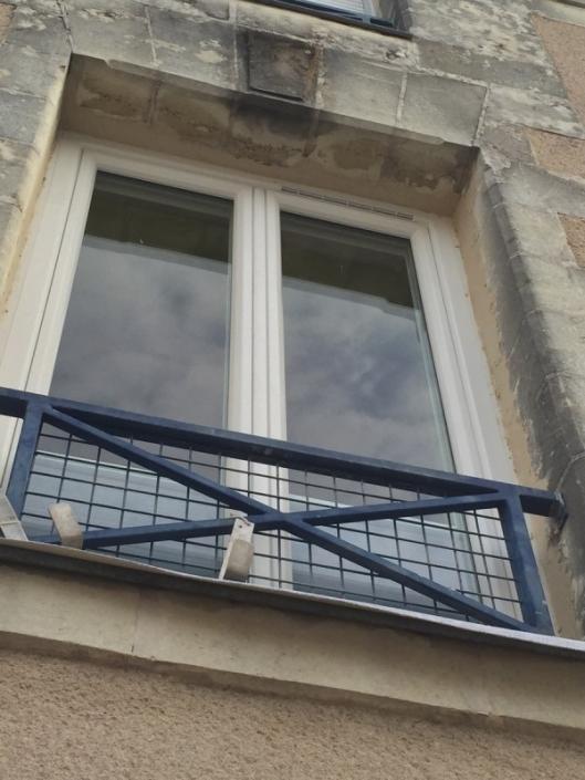 Réfection encadrement fenêtre
