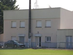 Construction Complexes sportifs Nantes
