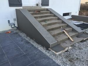 Construction escaliers