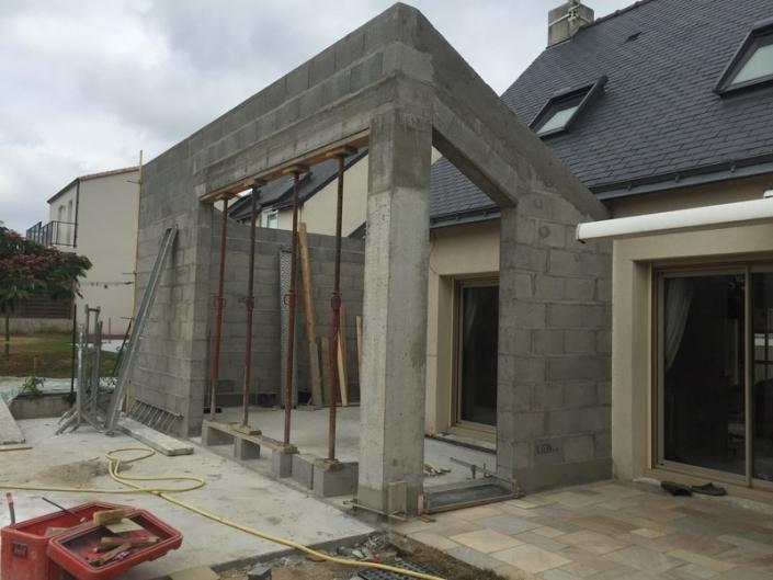 Extension de maison Thouaré sur Loire