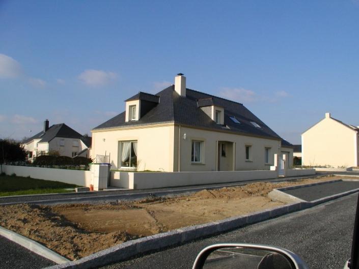 Construction maison Ste Luce sur Loire