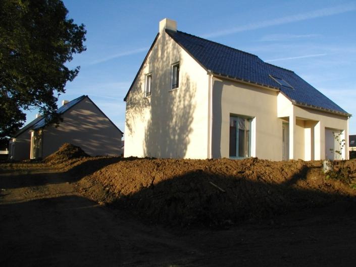 Construction maison Mauves sur Loire
