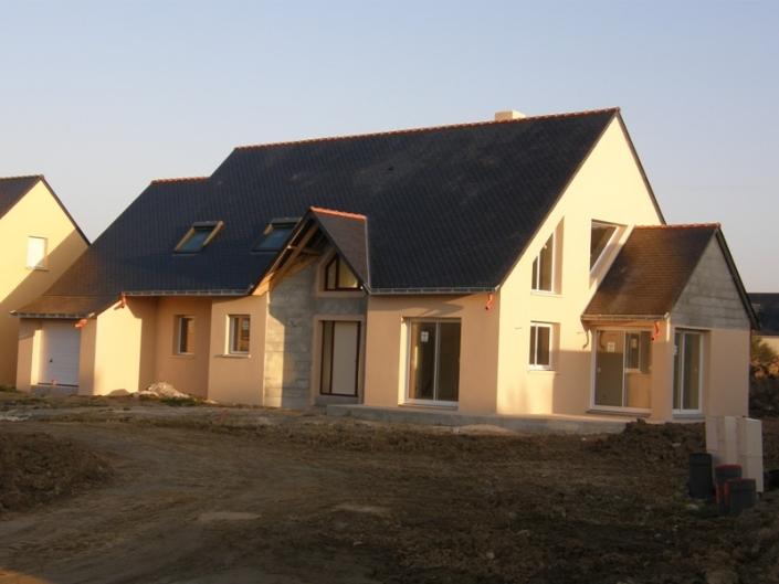 Construction maison Nord Loire