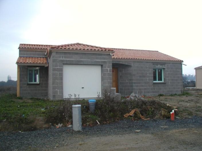 Construction maison Loroux Bottereau