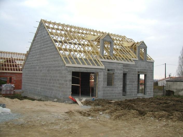 Construction maison Petit-Mars