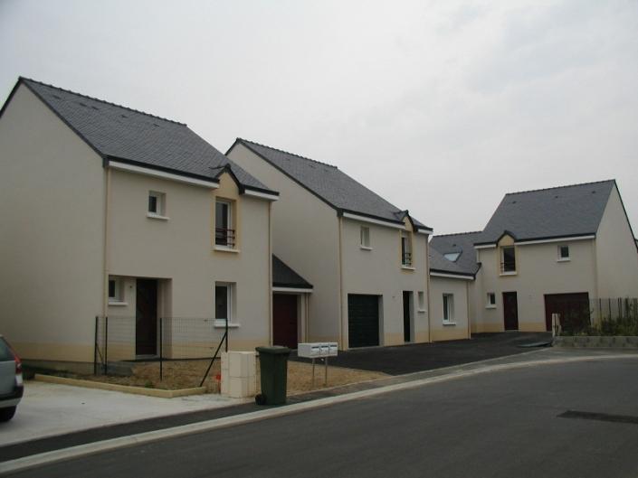 Constrution maison Ste Luce sur Loire