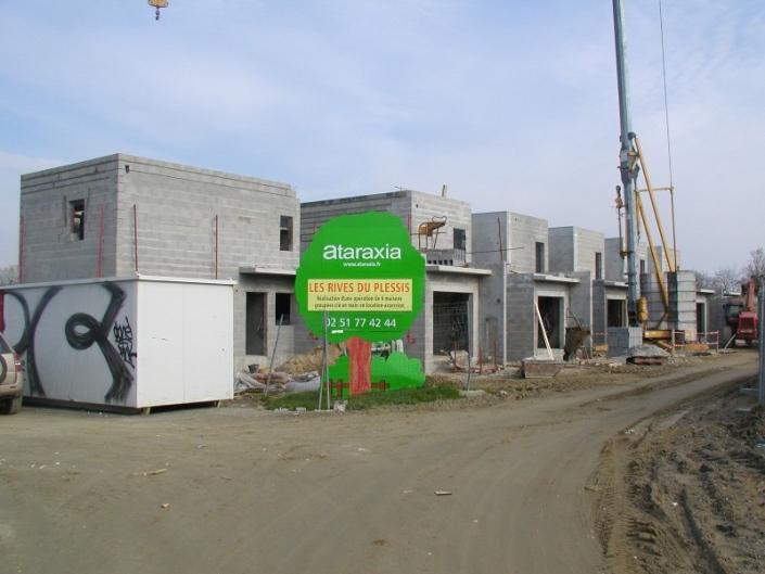 Construction maison La Chapelle sur Erdre